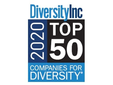 Diversity Inc. Top 50 Companies for Diversity 2020
