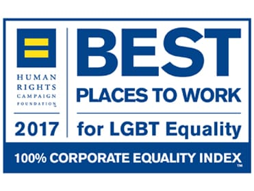 Human Rights Campaign Best Places to Work for LGBT Equality